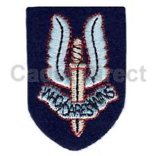 SAS Cloth Beret Badge, Coloured