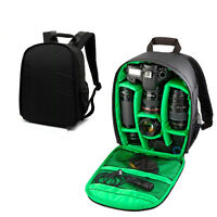 Waterproof Camera Bag DSLR Case Backpack Shockproof Shoulder For Nikon Sony New