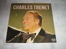 CHARLES TRENET 33 TOURS FRANCE FLEUR BLEUE