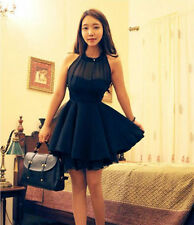 Prom Chiffon Dresses Backless