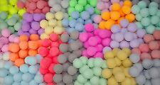 Bath Bomb Fizzy  100  Pack of 3.oz Assorted scents lot .