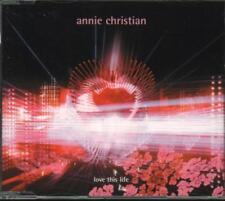 Annie Christian(CD Single)Love This Life-VG
