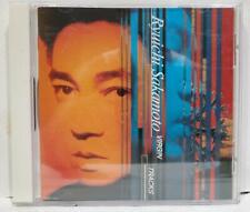 Ryuichi Sakamoto - Virgin Tracks (1991, CD Virgin) Japanese Import Used
