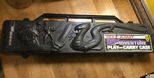 RARE VINTAGE TARA TOYS DARK ADVENTURE ROLL-O-MAT PLAY & CARRY CASE SET! FANTASY