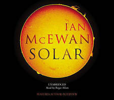 Solar by Ian McEwan (CD-Audio, 2010) CD Audiobook NEW & SEALED 10CDS