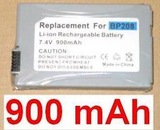 Batterie 900mAh type BP-208 BP-208DG Pour Canon DC201