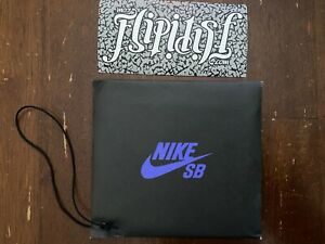 VTG 2007 NEW NIKE SB PROMO STICKER BOOK DUNK BLAZER LOGO LIMITED EDITION SAMPLE