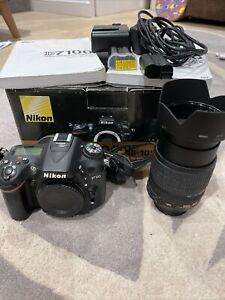 Nikon D7100 18-105 VR kit
