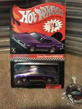 Hot Wheels RLC Club Exclusive Custom Plymouth Barracuda w/Button Purple