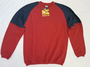 No Fear Red Embossed Sweat Shirt. Brand New! ---- Was £49