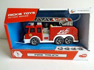 """Dickie Toys - Feuerwehr mit Licht und Sound """"Fire Truck"""""""