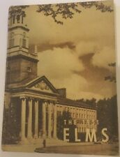 1951 Elms Yearbook State University of NY College for Teachers at Buffalo