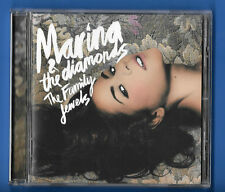 MARINA & THE DIAMONDS THE FAMILY JEWELS CD ALBUM