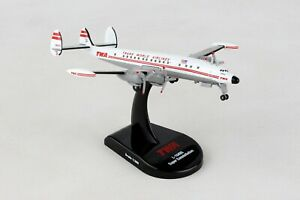"POSTAGE STAMP (PS5806-1) TWA L1049 ""CONSTELLATION"" 1:300 SCALE DIECAST MODEL"