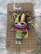 Rasta KnitMares Key Chain Halloween