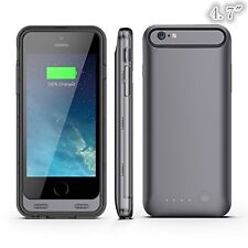 iPhone 6 Battery Case,External Rechargeable Protective Portable Charging Case