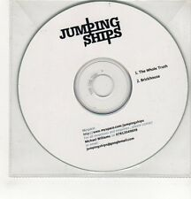 (GH532) Jumping Ships, The Whole Truth - DJ CD