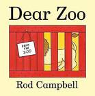 Dear Zoo by Rod Campbell (Board book, 2010)