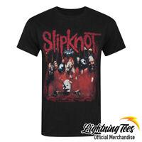 Slipknot Mort Effet Noir T Shirt-Officiel Unisexe Imprimé Band Merch Tee