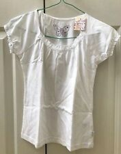 Pumpkin Patch - Girl's - Summer Blouse - White - Size 9 - New!