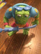 Tmnt Teenage Mutant Ninja Turtles 1989 Genghis Frog figure
