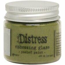 Tim Holtz - Distress Embossing Glaze - Peeled Paint - Green