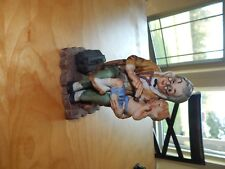 Vintage Geo Z Lefton Country Dr Doctor Young/Little Boy Figurine Check Up