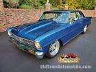 1966 Chevrolet Nova Pro Engineered 1966 Chevrolet Nova for sale at Old Town Automobile!