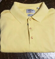 ⛳️Callaway Golf Men's Short Sleeve Polo Shirt Size XL 100% Pima Cotton