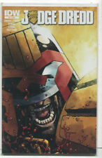Judge Dredd #6 NM  IDW Comics CBX32