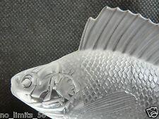 ca.50/60 Sammlerstück Kristall Lalique TIER BARSCH ca.10cmH ca.16cmL TOP ZUSTAND