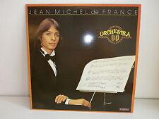 JEAN MICHEL DE FRANCE Orchestra 80 DEL2 700043 Reprises ABBA