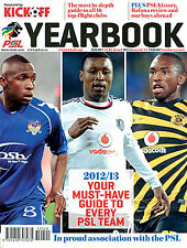 Kick-Off Yearbook 2012/2013 - South Africa Premier Soccer League Season Preview
