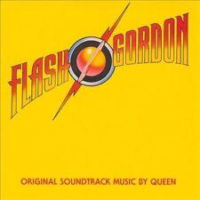 QUEEN - Flash Gordon REMASTER (2 CD, 2011, Hollywood) BRAND NEW, EXCELLENT, RARE