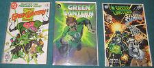 DC Green Lantern Hal Jordan Sinestro Salaak Kilowog Emerald Dawn Circle of Fire