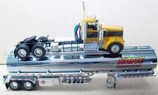 DCP 1/64 KANE TRANSPORT KENWORTH W900 & PETROLEUM TANKER TRAILER