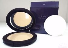 TARTE SMOOTH OPERATOR AMAZONIAN CLAY TINTED PRESSED FINISHING FACE POWDER LIGHT