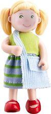 HABA Little Friends Puppe Feli m. Kleiderset 300519  für Puppenhaus + BONUS