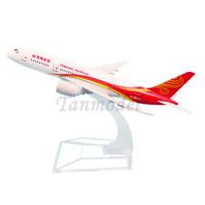 16cm alloy plane model China Hainan Airlines B787