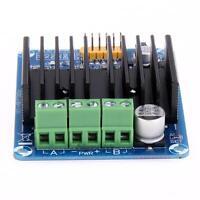 5V-15V 30A Dual Channel H bridge PWM Car Motor Drive Module Controller DHB-01A
