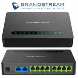 Grandstream GS-HT818 w 8 FXS Ports with 1 Year Factory Warranty NOT JUST 30 DAYS