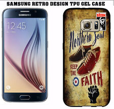 NORTHERN SOUL SKA MOD SAMSUNG PHONE TPU GEL CASE TR02