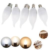3W Dimmable LED Candle Light Bulbs E12 E26 E27 E14 15W Equivalent Lamps Selected