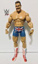 WWE DH DAVID HART SMITH WRESTLING FIGURE DELUXE AGGRESSION SERIES 17 JAKKS 2008