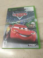 Disney Pixar Cars Microsoft XBOX THQ