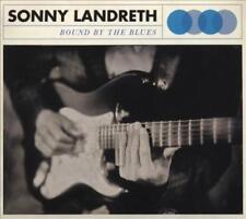 SONNY LANDRETH - BOUND BY THE BLUES [DIGIPAK] NEW CD