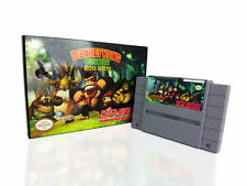 Donkey Kong Country Boss Blitz for Super Nintendo SNES - Great Gift For Gamers!