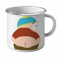 Mug Emaillé Métal  south park cartman montre ses fesses ass butt