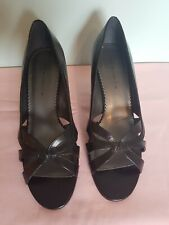 Marks and Spencer open toe strappy  shoes size 7
