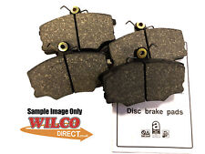 Toyota Hiace Hilux Brake Pads BP749 Please check Parts compatibility